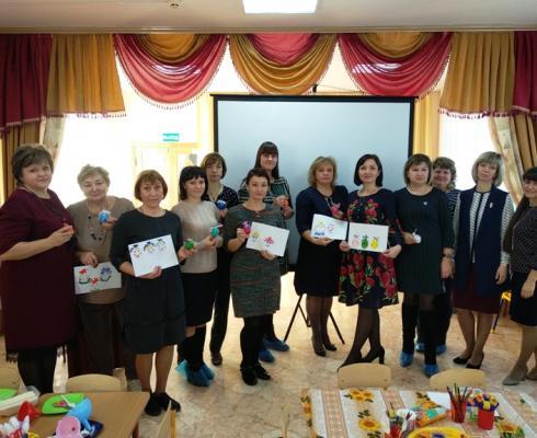 Городское методическое объединение  воспитателей групп дошкольного возраста