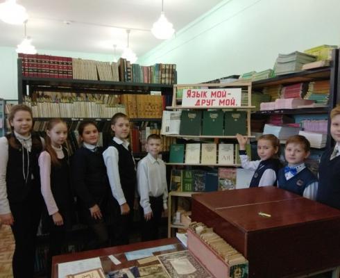 День словаря отметили в школах города Мценска