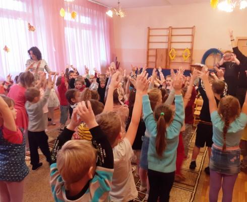 Фестиваль детского творчества «Я - талантлив»