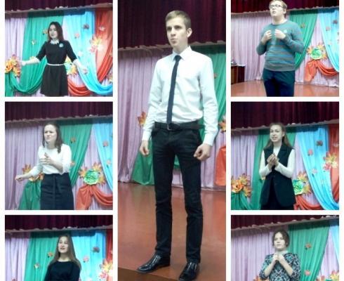 Муниципальный этап областного конкурса чтецов