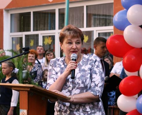 20 января на должность директора школы № 7 назначена Надежда Владимировна Мустафаева