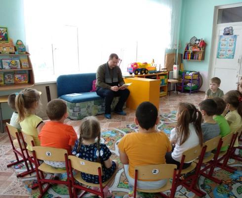 День пожилого человека в детском саду