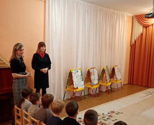 НЕДЕЛЯ БЕЗОПАСНОСТИ ДОРОЖНОГО ДВИЖЕНИЯ в МБДОУ г. Мценска «Детский сад № 6»
