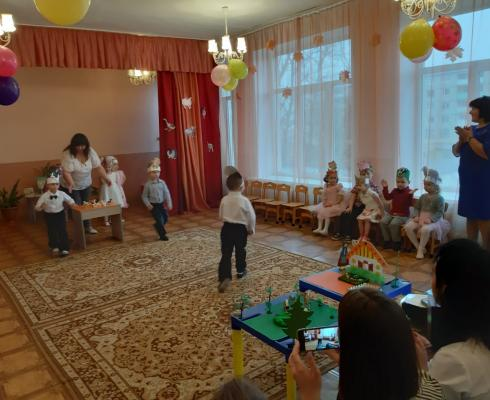 Детский сад №5 – участник областного проекта «Мы - твои друзья»